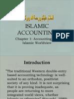 Chapter 1 Islam