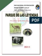 Reconocimiento de Coradados en El Parque de Las Leyendas y en El Museo de Hidstoria Natural