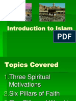 Introduction to islam Power Point Presentation