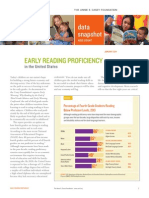 Early Reading Proficiency 2014
