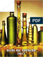 Olive Oil Catalog