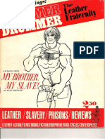 Drummer Magazine Vol Issue 1