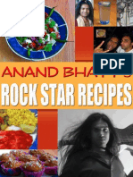Rock Star Recipes