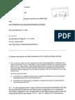Kleine Anfrage 17/13038 zum Stand des EU-Beschwerdeverfahrens