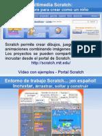Multimedia Scratch