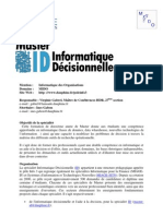 Programme Id 2009