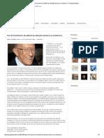 Pai do transtorno de déficit de atenção declara-se mentiroso – Portugal Mundial