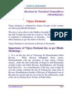 Vijaya Dashami