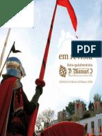 EM REVISTA - Revisitar D. Manuel I - 2010