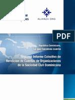 Segundo Informe Rendir Cuentas 2013