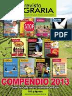 LA REVISTA AGRARIA - COMPENDIO 2013