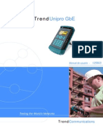 Unipro GbE User Guide Spanish Iss 1