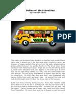 Kick Bullies Off the School Bus!