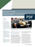 Siemens PLM Renault F1 Analysis Data Transfer Cs Z8