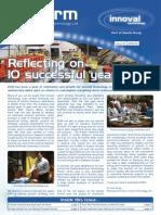 Innoval Newsletter 2013-14