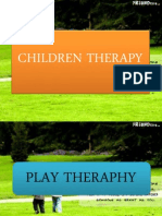 Children's Therapy