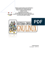 SISTEMA OPERATIVO LINUX (JOSÉ GUERRA)