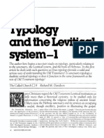 Typology and Levitical System 1