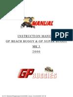 Buggy Manual