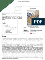 La Sirenita - Wikipedia, La Enciclopedia Libre