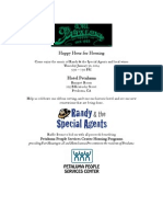 Happy Hour for Housing - PPSC