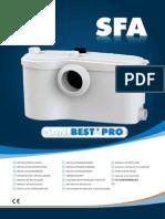 210509 Manual Sanibest Pro
