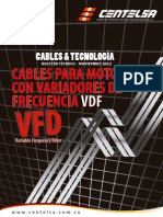 Cables VDF