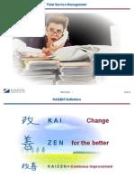 Kaizen - TSM Introduction