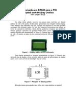 BASIC para o Microcontrolador PIC - Projetos com Display Grafico - Parte 6