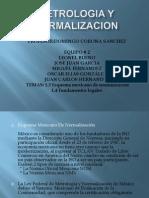 Metrologia y Normalizacion Eq.2