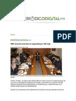 27-01-2014 Periódico Digital.mx  - RMV anuncia inversión en seguridad por 300 mdp
