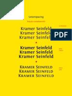 Letter Spacing in XeLaTeX