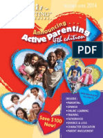 Active Parenting Publishers Products Catalog