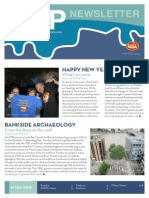 TDP Newsletter Winter 2014