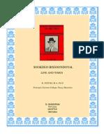 The Life and Times of Sookdeo Bissoondoyal