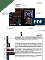 Music DVD Analysis MJ