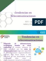 Tendencias en Telecomunicaciones