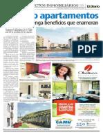Sección Proyectos inmobiliarios