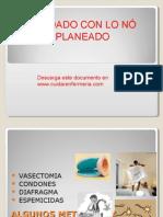 METODOS Planificacion Www.cuidarenfermeria.com
