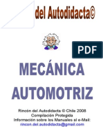 Autos Curso Manual de Mecanica de Automoviles 1