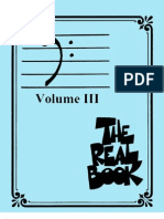 006. the Real Book Bass Vol. 3