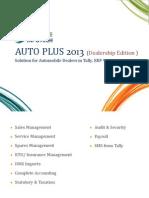 Autplus Dealership Edition 2013(Y)