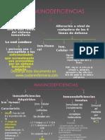 17[1]. INMUNODEFICIENCIAS[1], Www.cuidarenfermeria.com