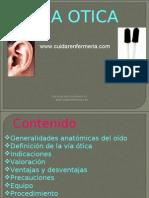Via Optica, Www.cuidarenfermeria.com