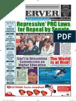Liberian Daily Observer 01/28/2014