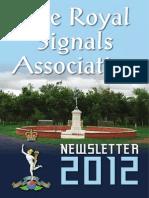RSA Newsletter 2012