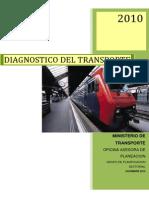 diagnostico transporte 2010