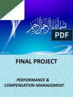 Pcm Project