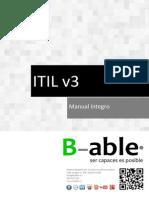 Manual Itil v3.0