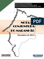 Nota Conjuntura 20121221